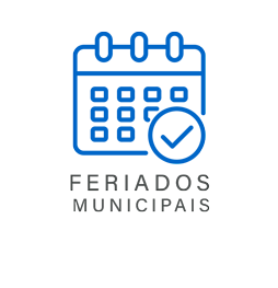 FERIADOS MUNICIPAIS